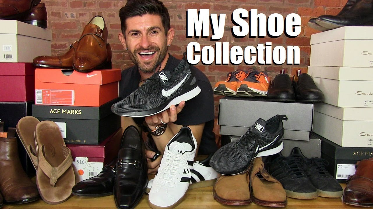 Alpha M. Shoe Collection! Current Shoes In My Wardrobe