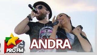 Andra - Avioane de hartie ft. Shift LIVE ProFM ONTOP 2017