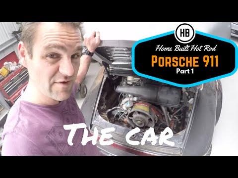 Porsche 911 Project Build Intro - Porsche 911 Classic Car Build Part 1