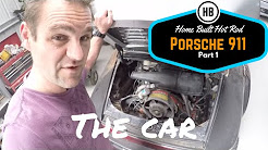 Porsche 911 Project Build Intro - Porsche 911 Classic Car Build Part 1