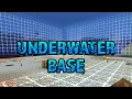 Let's Play Minecraft Episode 55 - Under Water Base