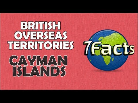 7 Facts about the Cayman Islands