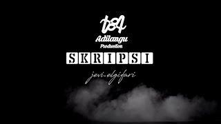 Cover images Skripsi - Jevi Elgifari
