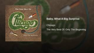 baby what a big surprise
