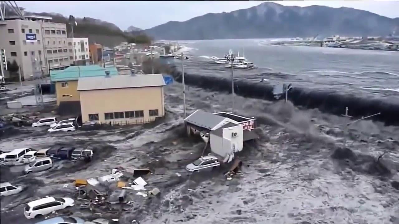 Pacific Coast Earthquake