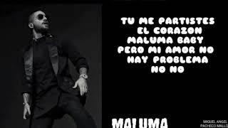 Corazon maluma epicenter bass