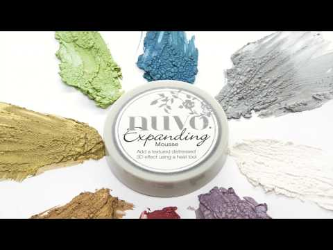 Nuvo 1700N Expanding Mousse Old Linen