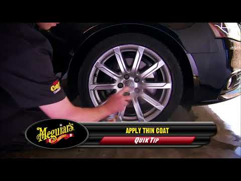 Making Wheel Cleaning Easier with Hot Rims Brake Dust Barrier