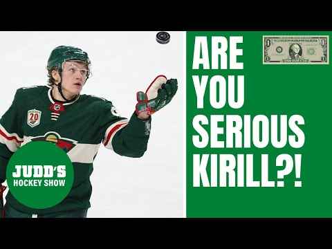 Kirill Kaprizov and Minnesota Wild fall just short against Vegas Golden Knights