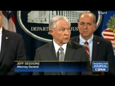 What Do You Think Of Attorney General Sessions Order To Punish Drug USERS Harshly As Possible?
