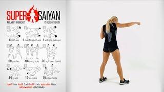 Super Saiyan Workout
