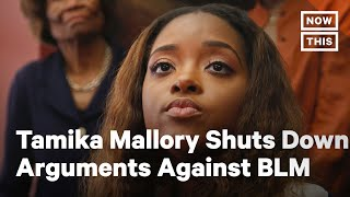 Tamika Mallory on George Floyd Protests | NowThis