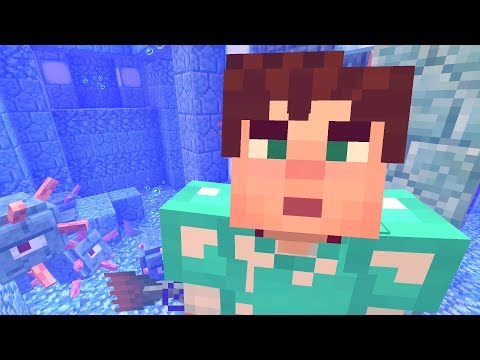 Minecraft Xbox - My Story Mode House -  Guardian Poo!