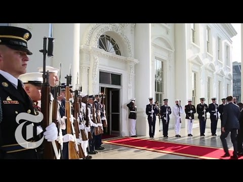 A Who's Who of the U.S.-Africa Summit | Times Minute | The New York Times