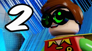 The Lego Batman Movie Story Pack - Walkthrough Part 2 Fortress of Solitude