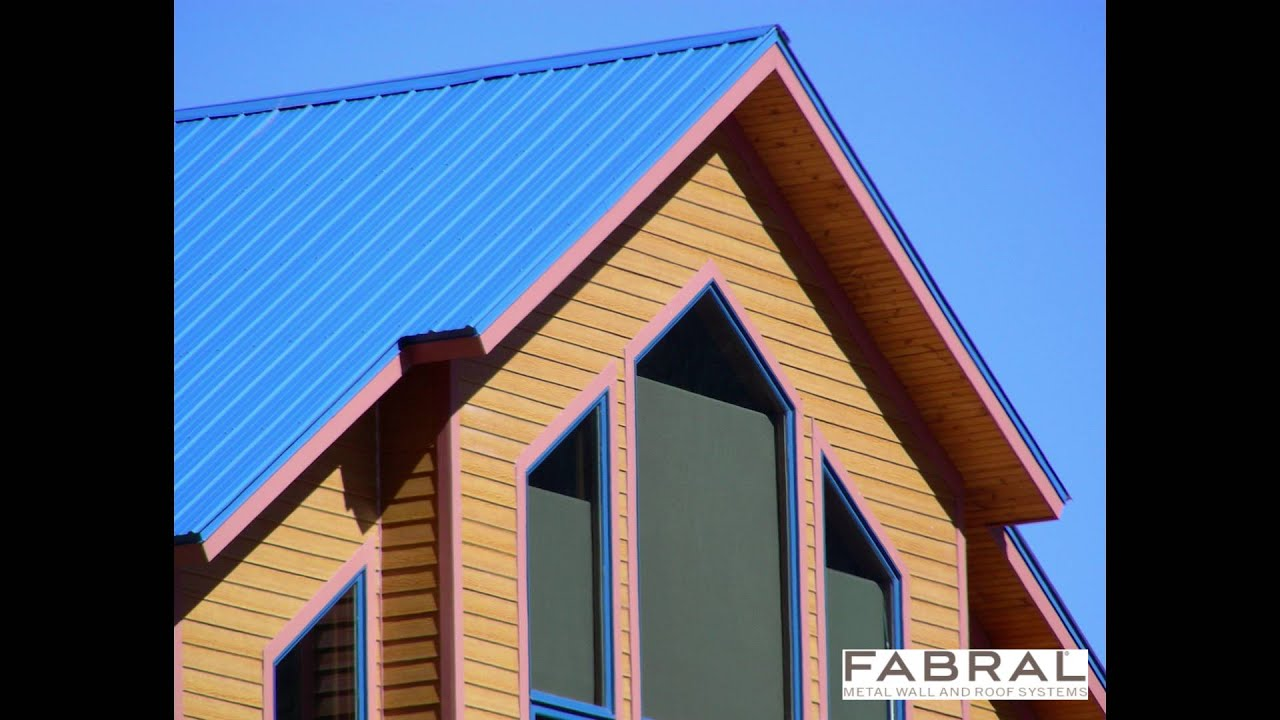 Attractive Fabral® Metal Roofing