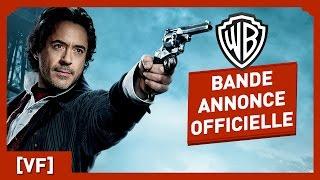 Sherlock Holmes 2 : Jeux d'Ombres - Bande Annonce Officielle (VF) - Robert Downey Jr / Jude Law