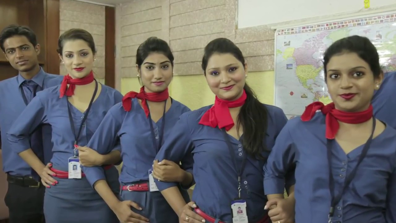Air Hostess Career: Training Courses, Requirements & Institutes