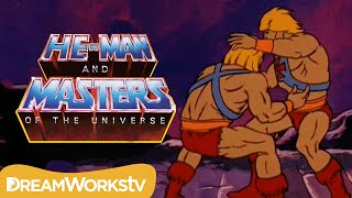 He-Man Fights an Evil Clone | HE-MAN AND THE MASTERS OF THE UNIVERSE