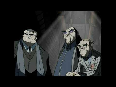 The Batman : Season 1 Episode 2  Traction  MEET BANE  1080p HD