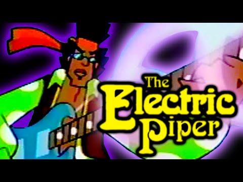 The Electric Piper Rare 2003 Nick TV Movie