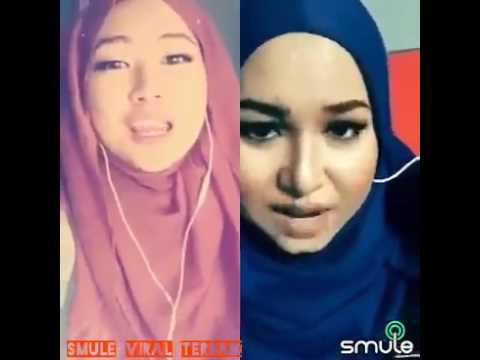 Smule Cover Despacito - Zazrina & Amirah
