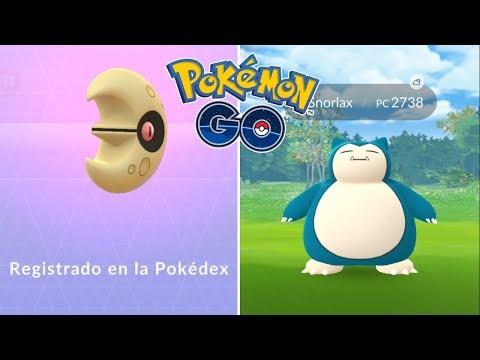 CAPTURAS ÉPICAS! REGISTRO DE LUNATONE Y MUCHOS MÁS! [Pokémon GO-davidpetit]