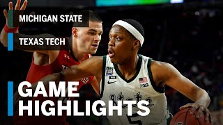 Highlights & Analysis: Michigan State Falls to Texas Tech in the Final Four | 2019 NCAA Tournament
