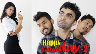 COLLEGE TIME | Happy Saturday | Episode 2 | New Nepali Short Comedy Movie June 2018 | Colleges Nepal