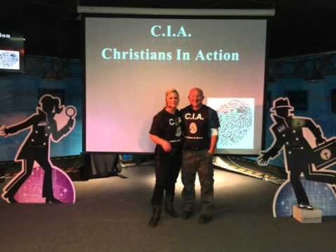 Vacation Bible School - Christian In Action (C.I.A.) - June 30, 2015