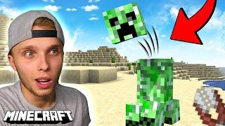 Zdobyłem NAJRZADSZĄ RZECZ w Minecraft!
