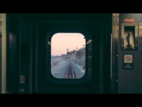 Pacific Coast Surfliner from San Diego to San Francisco