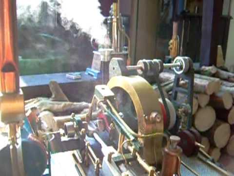 dampfmaschine eigenbau