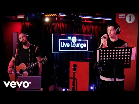 The Script - Rain in the Live lounge