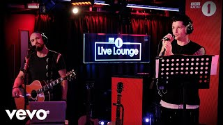 The Script Rain in the Live lounge