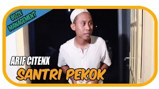 Arif Citenx - Santri Pekok [Official Music Karaoke Video]