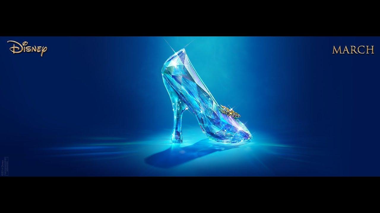 Cendrillon premier teaser disney be youtube - Image cendrillon walt disney ...