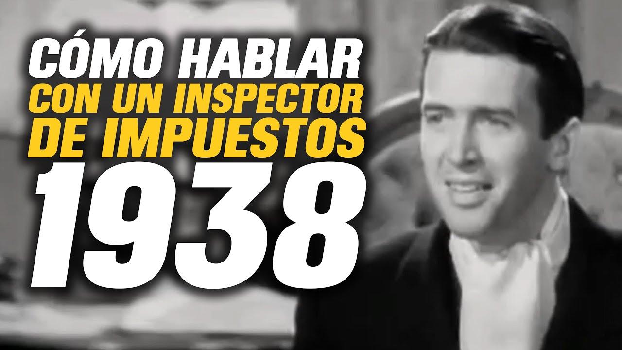Cómo hablar con un inspector de Impuestos (1938 Frank Capra) | RADIO LIBERTARIA