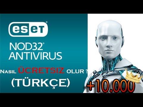 eset nod32 indir gezginler türkçe bedava