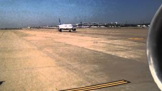 American Airlines Super 80 Takeoff DFW
