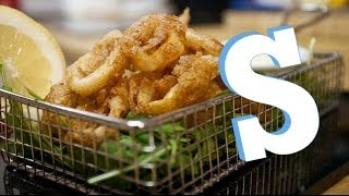 Lemonade Calamari Recipe - Sorted