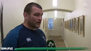 Irish Rugby TV: Jack McGrath 'Staying Focused' Ahead Of New Zealand Clash