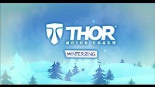 Winterizing your Motor Coach