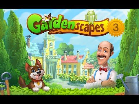Gardenscapes #3 Rela