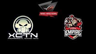 Execration vs Empire  ROG MASTERS 2017 Highlights Dota 2