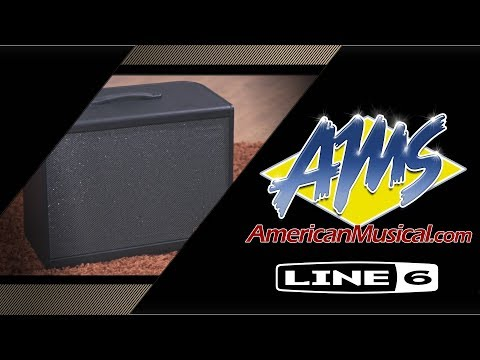 Line 6 PowerCab 112 Overview - American Musical Supply