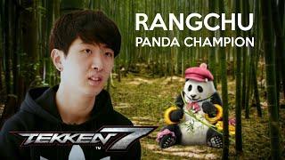 Tekken: Rangchu, the Panda Champion