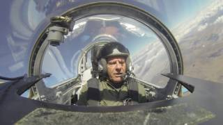 L-39 TRAINING AT JET WARBIRDS NM - PART 1