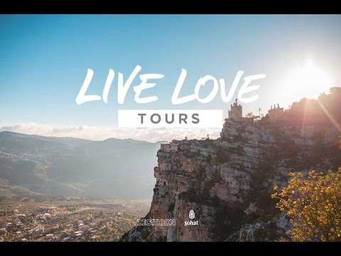 Live Love Tours 2017 Kickoff