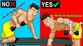 8 BEST Tricep Exercises (Get BIGGER Arms)